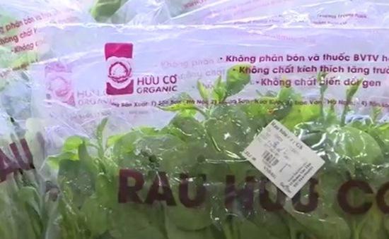 Thực phẩm hữu cơ chưa được chứng nhận ở Việt Nam