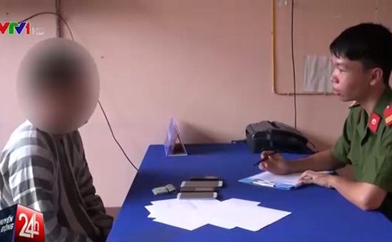 Dùng ảnh nóng để cưỡng đoạt tài sản tại Kiên Giang