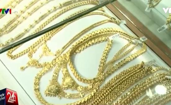 Triệt phá đường dây dùng vàng giả tráo vàng thật tại Lạng Sơn