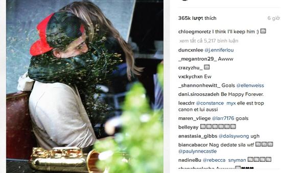 Chloe Grace Moretz hứa bảo vệ cậu cả nhà Beckham