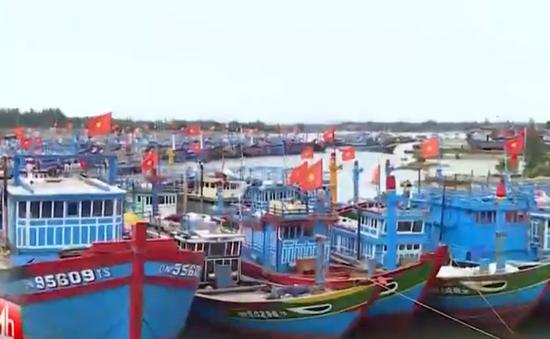 Ước mong giản dị đầu năm của ngư dân Quảng Ngãi
