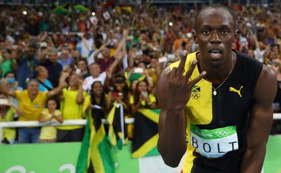 Olympic Rio 2016: Giành chiến thắng 4x100m tiếp sức, Usain Bolt hoàn tất cú ăn 3 vĩ đại