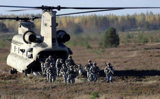 NATO tăng cường hiện diện ở Afghanistan