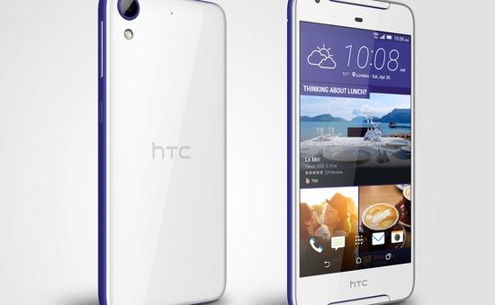HTC Desire 628: Smartphone RAM 3GB, chụp selfie bằng giọng nói