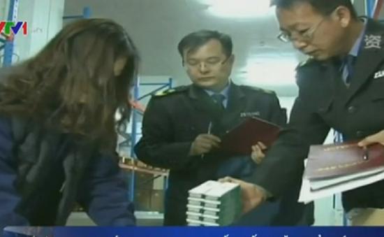 WHO thúc giục Trung Quốc siết chặt quản lý vaccine