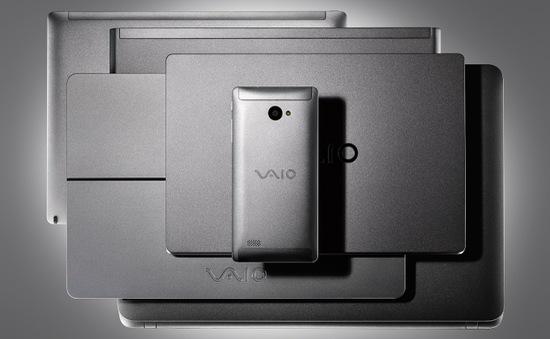 VAIO ra mắt smartphone mới mang tên Phone Biz