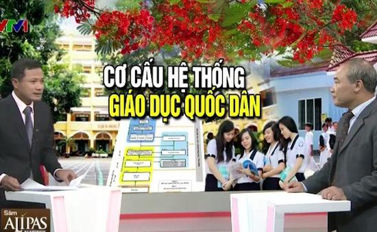 Thứ trưởng Bộ GD&ĐT: Đề án mới giáo dục Việt Nam theo hướng tương thích với chuẩn quốc tế