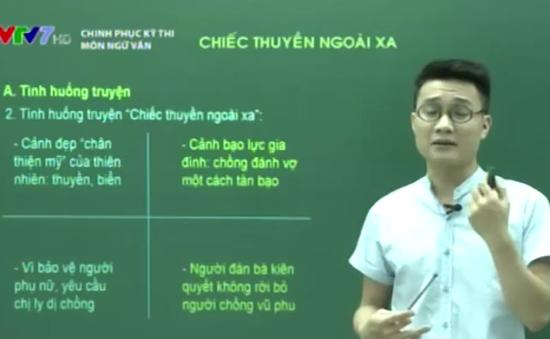 Tìm hiểu truyện ngắn Chiếc thuyền ngoài xa của nhà văn Nguyễn Minh Châu