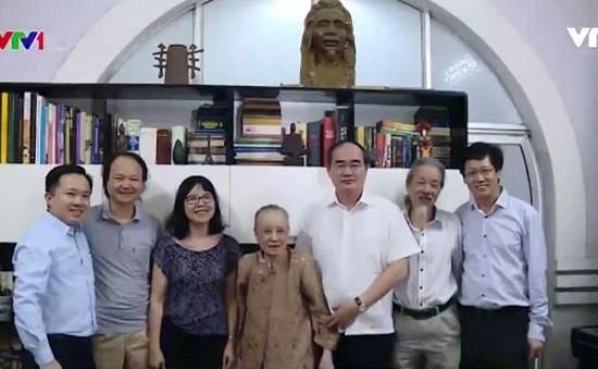 Tác phẩm của cố nhạc sĩ Văn Cao khơi dậy tinh thần đoàn kết dân tộc