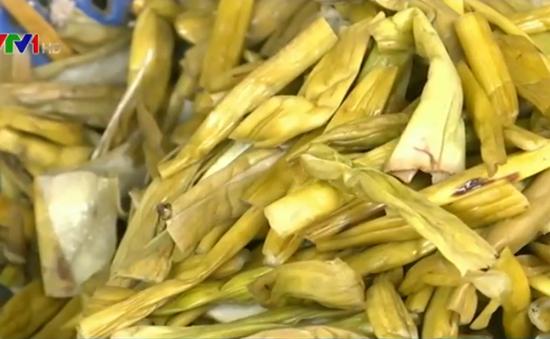 Góc khuất trong công tác quản lý thực phẩm chứa chất vàng ô