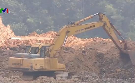 Quảng Nam: Việc khai thác vàng tận thu tại xã A Tiêng là trái phép