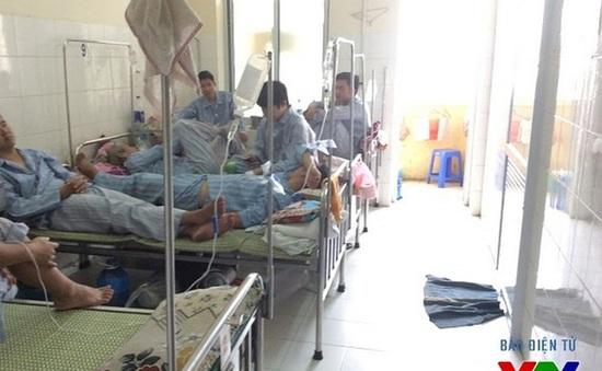Sốt xuất huyết tăng gần 100% tại Cà Mau và Tiền Giang