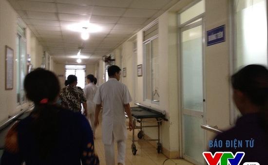 Sức khỏe chiến sĩ CSGT bị tông ngã ở Hồ Tùng Mậu dần hồi phục