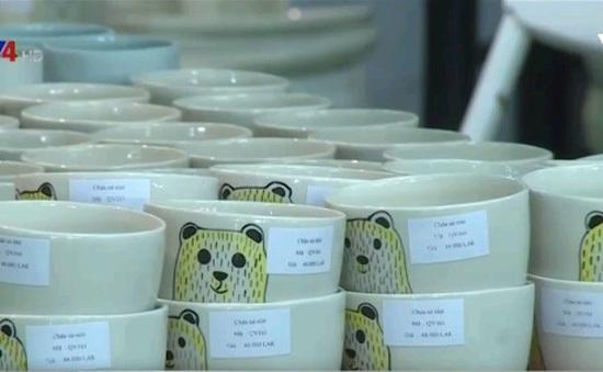 Hàng Việt được đánh giá cao tại Hội chợ Việt - Lào 2016