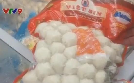 Việt Sin vi phạm sử dụng chất phụ gia trong thực phẩm