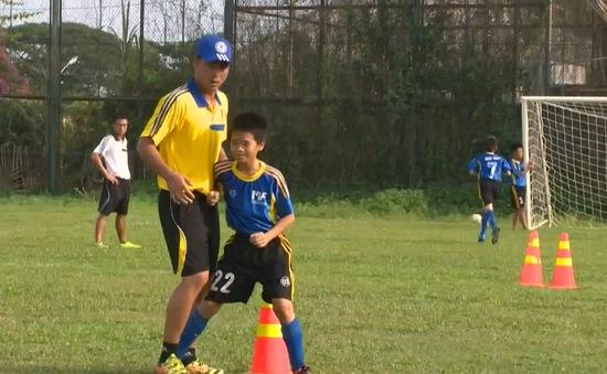 Tiền đạo Việt Thắng và những kí ức AFF Suzuki Cup