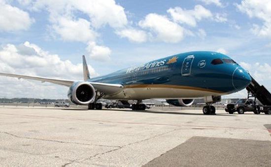 Vietnam Airlines không khai thác 10 chuyến bay trong ngày 19/8