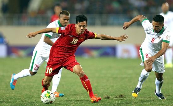 Tỉ lệ kiểm soát bóng tại bán kết AFF Cup 2016: Ấn tượng ĐT Việt Nam