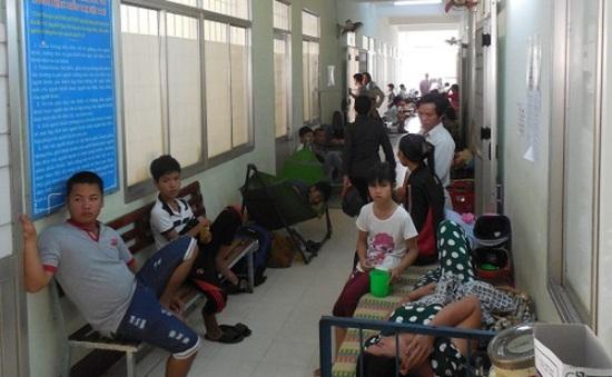 Bình Định: Bé 5 tuổi tử vong do sốt xuất huyết