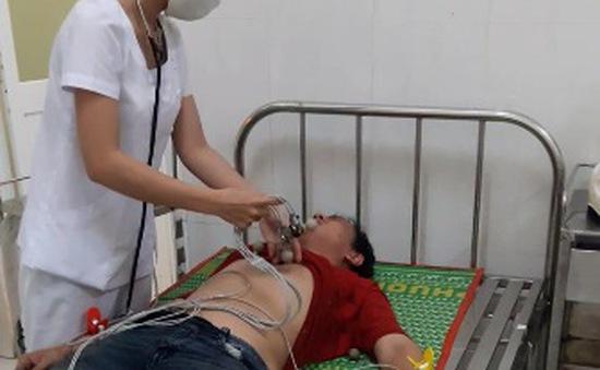 Rò rỉ hóa chất ở Vĩnh Long, hơn 100 người bị ngộ độc