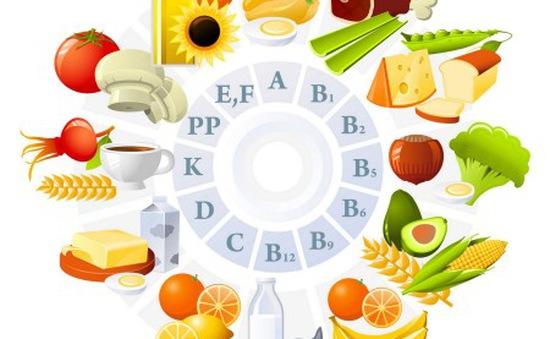 Dấu hiệu cho thấy bạn đang thiếu vitamin và cách khắc phục