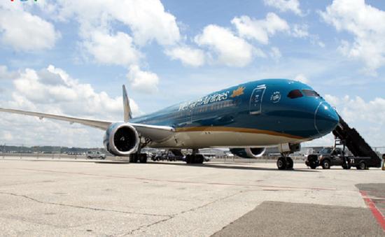 Vietnam Airlines nâng mức an ninh cao nhất các chuyến bay châu Âu