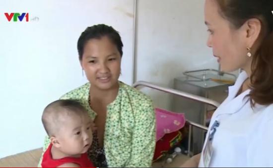Khống chế viêm não cấp tại Cao Bằng và Hà Giang