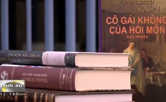 Nhiều tác phẩm ra mắt trong dự án dịch và xuất bản sách Nga tại Việt Nam