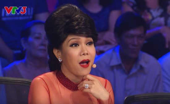 Got Talent: Việt Hương... mất bản tính con gái vì thí sinh