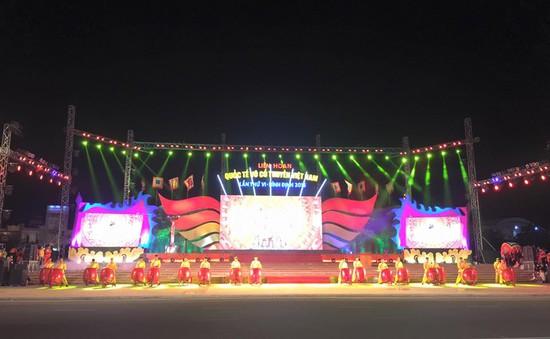 Khai mạc Liên hoan Quốc tế Võ cổ truyền Việt Nam lần thứ VI (20h15, VTV2 & VTV8)