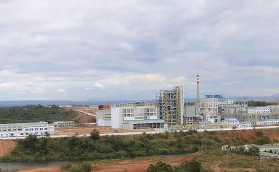 Sự cố tràn kiềm tại Nhà máy Alumin Nhân Cơ: Đã được khống chế hoàn toàn