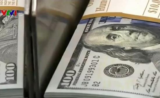 Đồng USD tăng mạnh tại thị trường châu Á