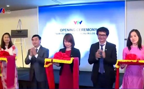 VTV khai trương văn phòng thường trú thứ 3 tại Mỹ
