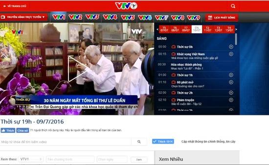 VTV sẵn sàng đổi mới trước thách thức thời đại số