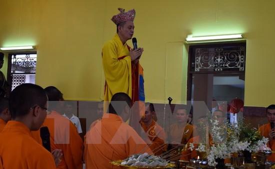 Người Việt Nam tại Thái Lan tổ chức Đại lễ Vu lan báo hiếu