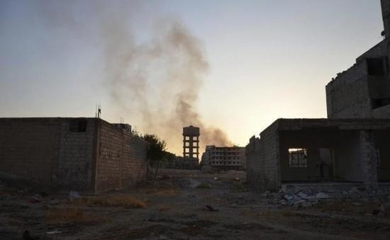 Phát hiện chất độc hóa học sarin tại chiến trường Syria