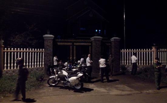 Đã bắt được nghi can sát hại 2 mẹ con tại Bà Rịa - Vũng Tàu