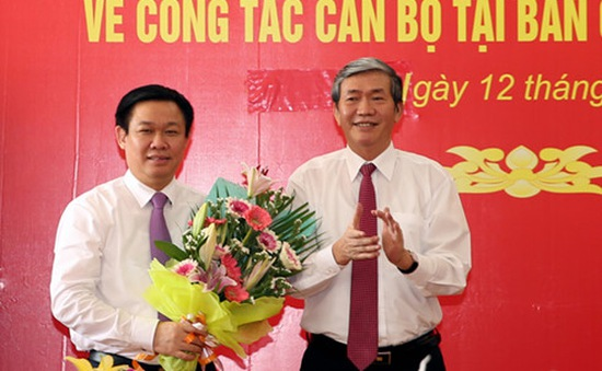 PTT Vương Đình Huệ được phân công làm Trưởng Ban Chỉ đạo Tây Nam Bộ