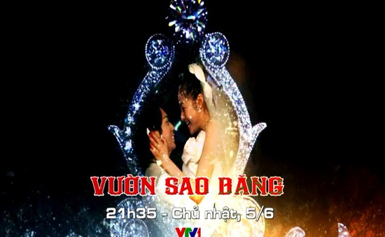 """Phim cuối tuần """"Vườn sao băng"""" phiên bản Nhật lên sóng VTV1"""