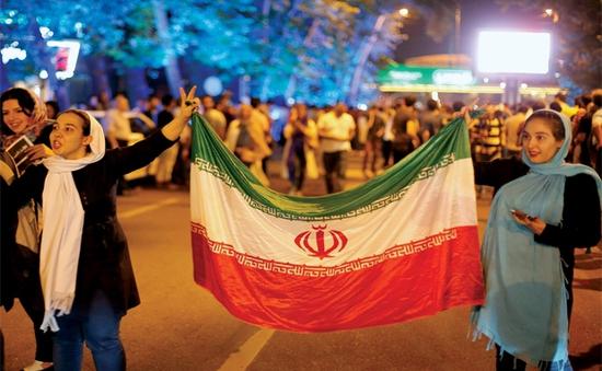 Sự trở lại của Iran sau 10 năm bị cấm vận