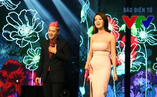 MC Thụy Vân khoe giọng ngọt ngào trong Xuân đoàn viên 2016