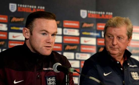 Rooney có thể ngồi dự bị cả Euro 2016