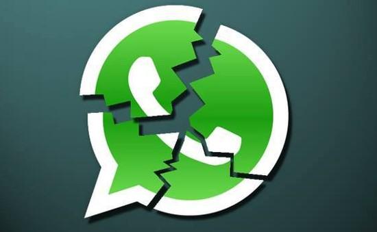 """Ứng dụng WhatsApp bị """"sập"""" do tin nhắn chứa quá nhiều biểu tượng cảm xúc"""