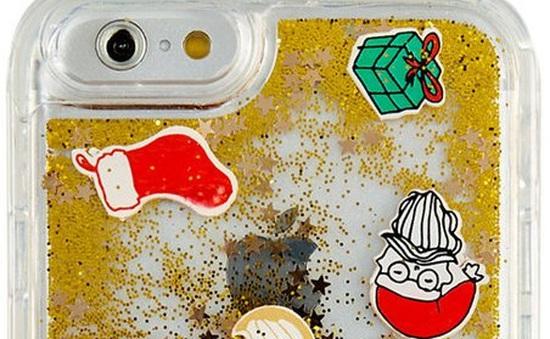 Những mẫu vỏ dành cho iPhone đậm chất Giáng sinh