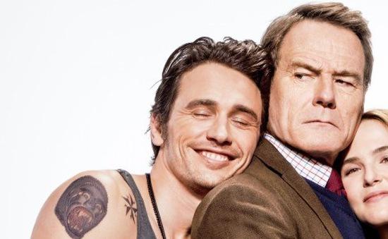 James Franco sắm vai chàng rể bá đạo trong Why him