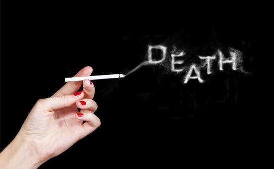 Thuốc lá chứa 69 chất gây ung thư