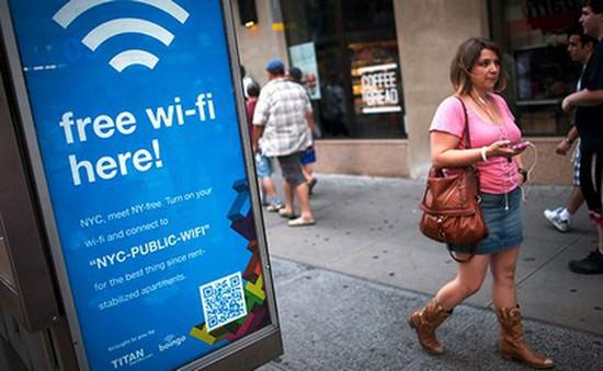 Ấn Độ triển khai thêm 2.500 điểm truy cập Wi-Fi