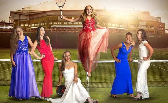 6 nữ tay vợt trẻ đẹp và tài năng ở Wimbledon 2016