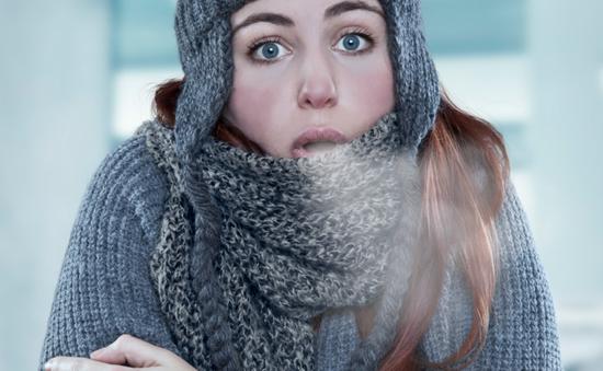 Cơ thể con người chống chọi với cái lạnh như thế nào?