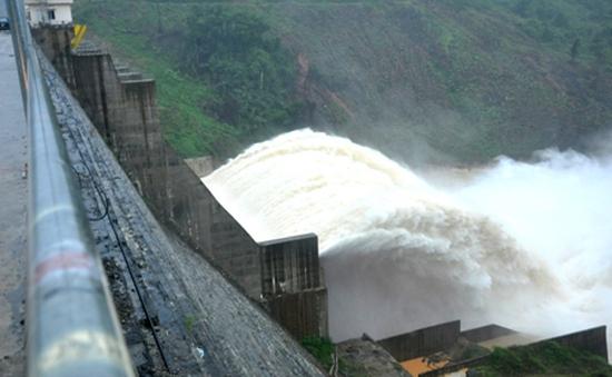 Giảm thiệt hại khu thủy điện xả lũ
